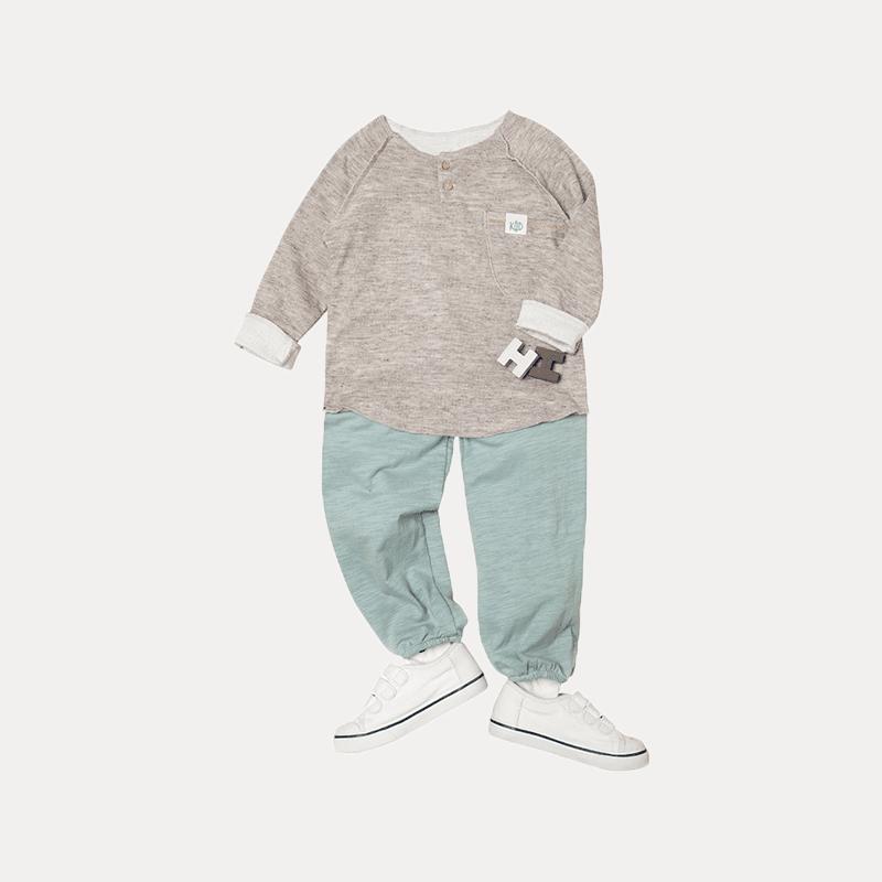 儿童夏凉遮腿裤 4-16岁