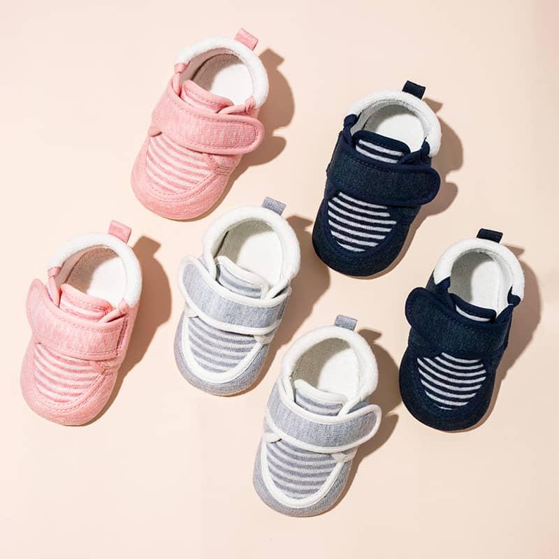针织室内宝宝鞋 6-24 个月